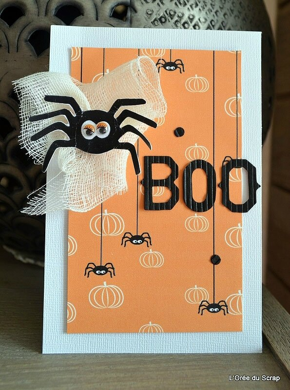 carte halloween avec les mains blogorel