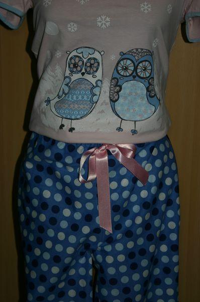 pyjama bleu 008