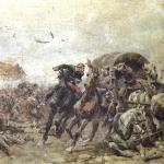 Beauquesne, l'attaque d'un convoi