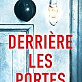 Derrière les portes, de b.a. paris