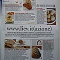 That's Amore dans un magazine - That's Amore e Sale & Pepe