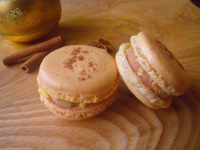 macarons au foie gras et 4 pices la ronde des d lices. Black Bedroom Furniture Sets. Home Design Ideas
