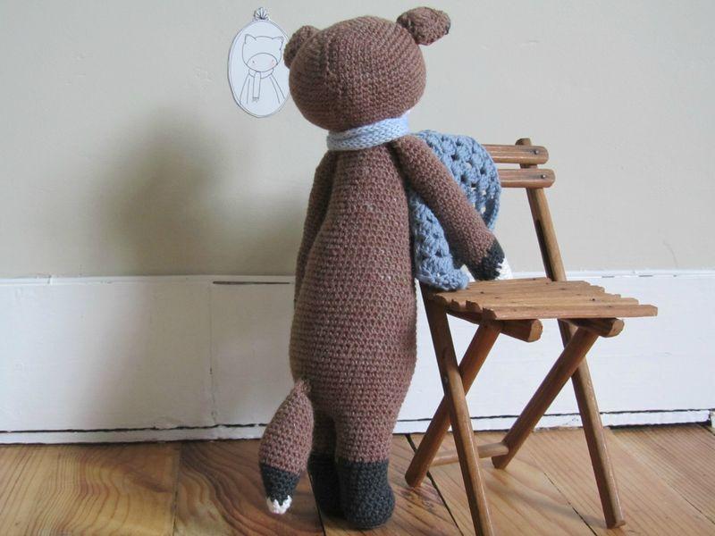 RENARD au crochet by LALYLALA (6)