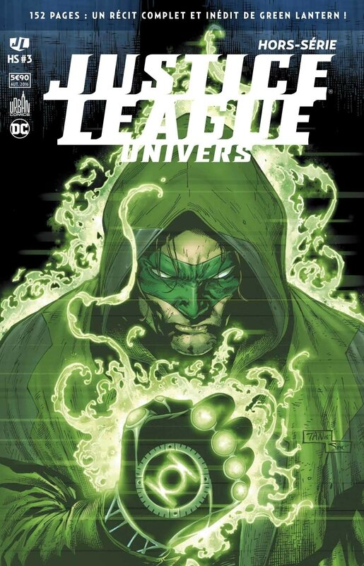 justice league univers hs 3 green lantern