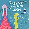 Poppy wyatt est un sacré numéro - sophie kinsella