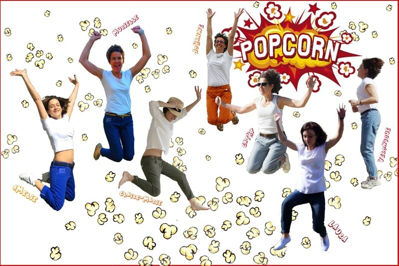 groupe pop corn