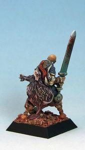 Officier mercenaire peint par Anakron 02