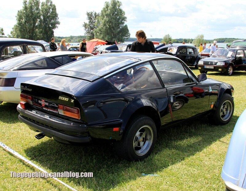 Alfa romeo junior 2000 Zagato de 1973 (Retro Meus Auto Madine 2012) 02