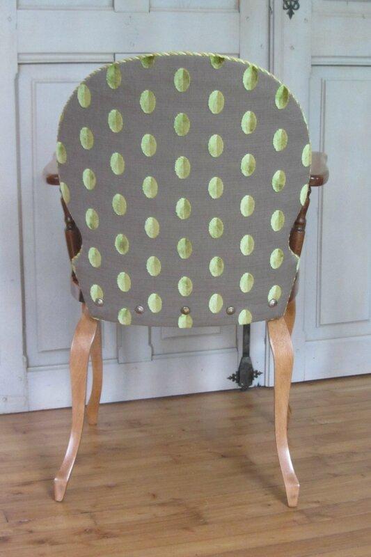 tissu beaubourg de chez Casal Tapissier à Plougastel Daoulas