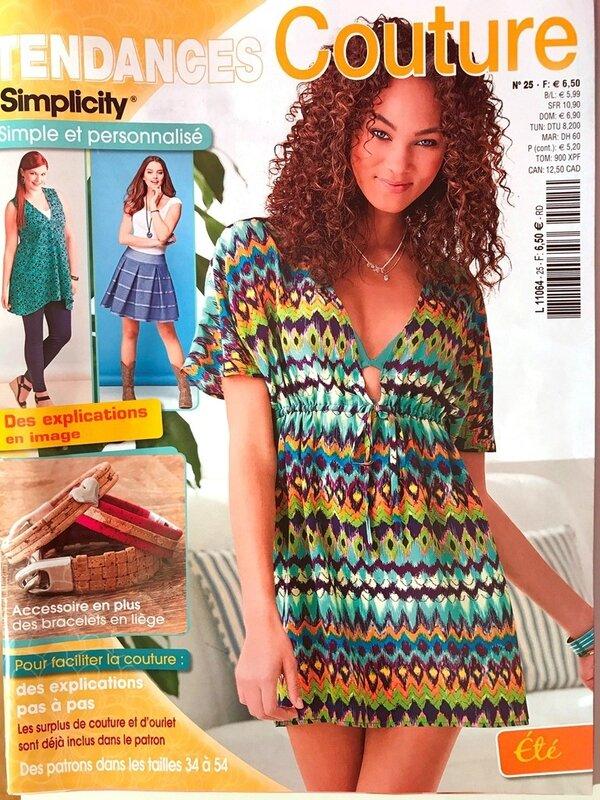 Tendance Couture magazine