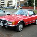 Mercedes 280 SL (Strasbourg) 01