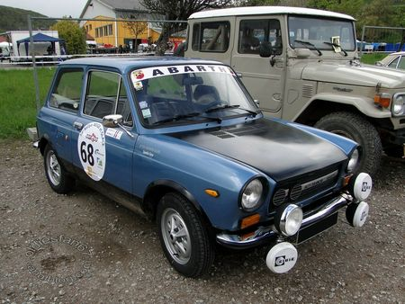 autobianchi a112 abarth 70hp 1975 bourse de soultzmatt 2012 3