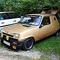 Renault 5 Le car van heuliez prototyp (1979-1983)(30 ème Bourse d'échanges de Lipsheim) 01