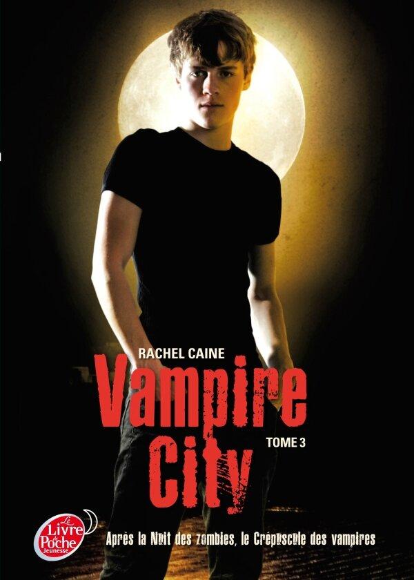 Vampire City T3