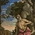 The frick collection exhibits two restored renaissance paintings by paolo veronese