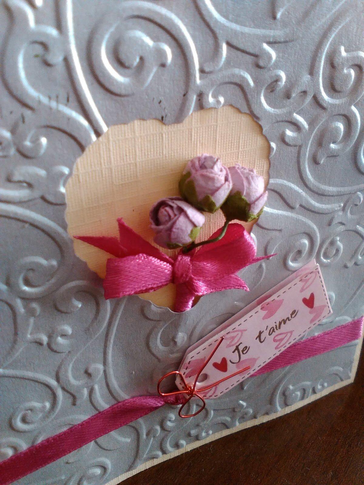 Des roses pour la saint Valentin