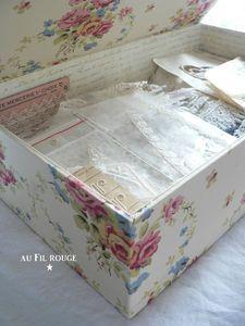 Boîte de couture mercerie ancienne 4