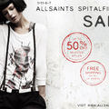 On a testé... allsaints!
