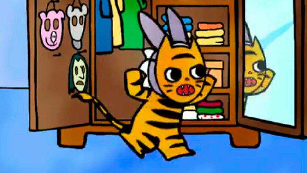 De mauvaise humeur dès le petit-déjeuner / Faire sortir le tigre qui est en lui ! / Fleur de Bach : Holly