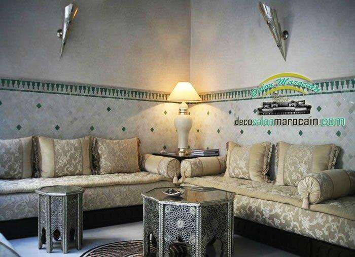 Fauteuil Salon Marocain Blouissante 2014 Salon Marocain