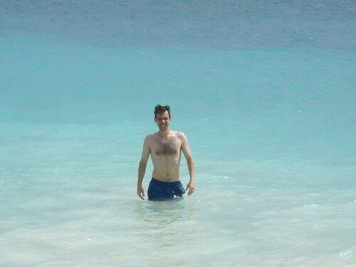 Tulum - Enjoying the beach!