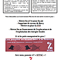 Tract banques et multinationales