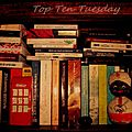 Top ten tuesday 4 septembre