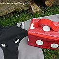 Le cool bag de chaperon rouge