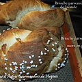Brioches maison au cook'in