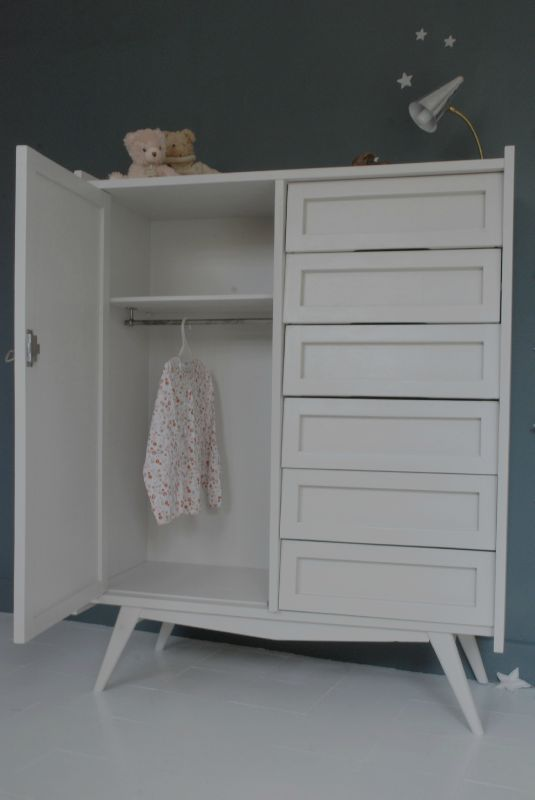 commode armoire vintage
