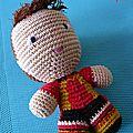#crochet: personnage de base, le lensois! #rcl