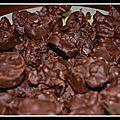 Noix au chocolat