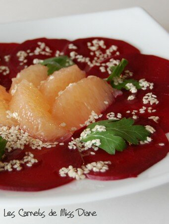 Carpaccio_betteraves_pamplemousse