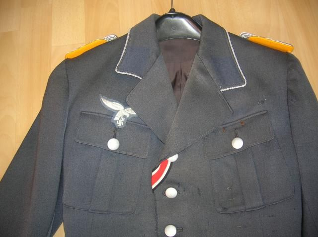 Veste officier de la Luftwaffe