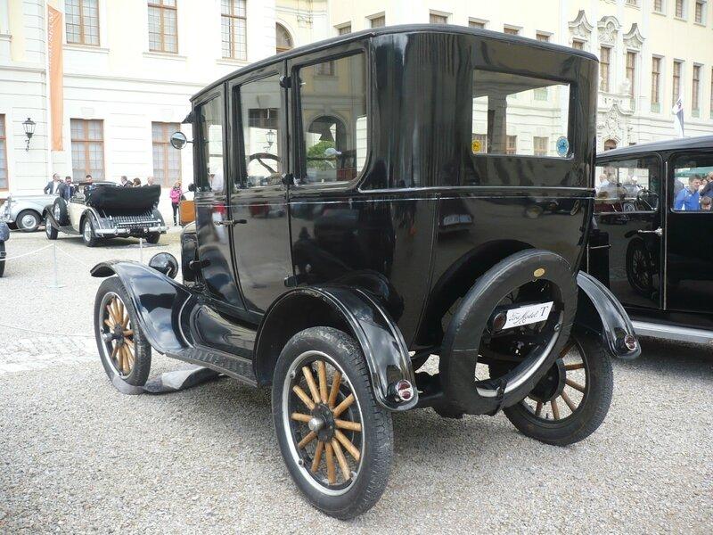 FORD Model T 4door Sedan 1924 Ludwigsburg (2)