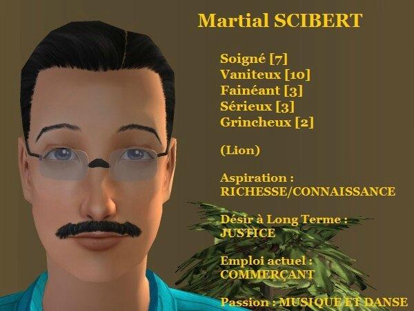 Martial SCIBERT