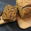 Banana bread pumpkin