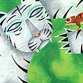 tigre caméléon