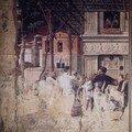 La restauration des fresques