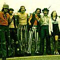 Fifi, Michel, Habib, Alain Libs, Rotkrut et Solange