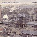 Wasmes - Charbonnage Bonne-Espérance - carte postale ancienne