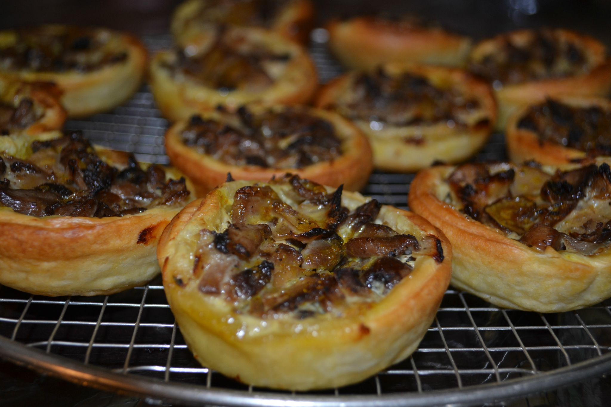 Mini tartes thon curry champignons mes p 39 tites recettes ma p 39 tite cuisine - Ma p tite cuisine ...