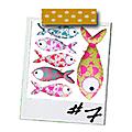 Petit poissons Avril 2012