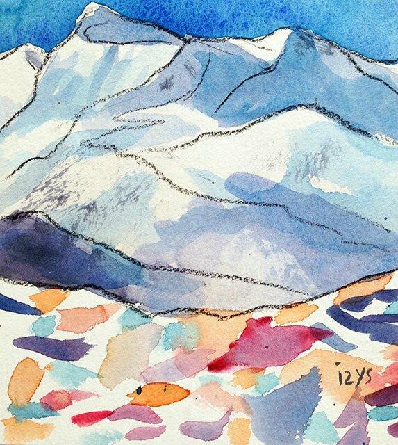 carte montagne
