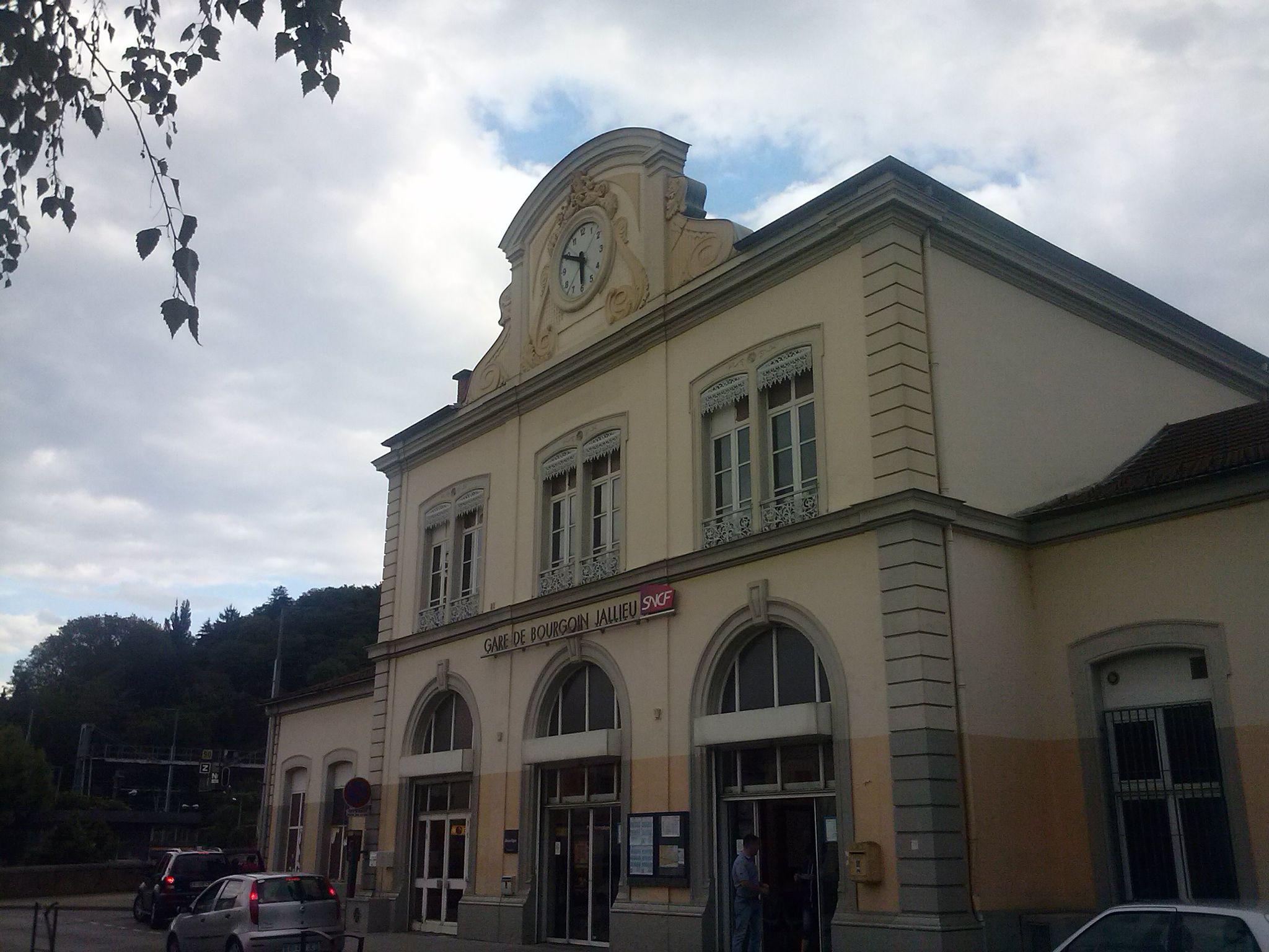 Bourgoin-Jallieu (Isère - 38)