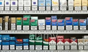 Conditions de la vente de cigarettes en France