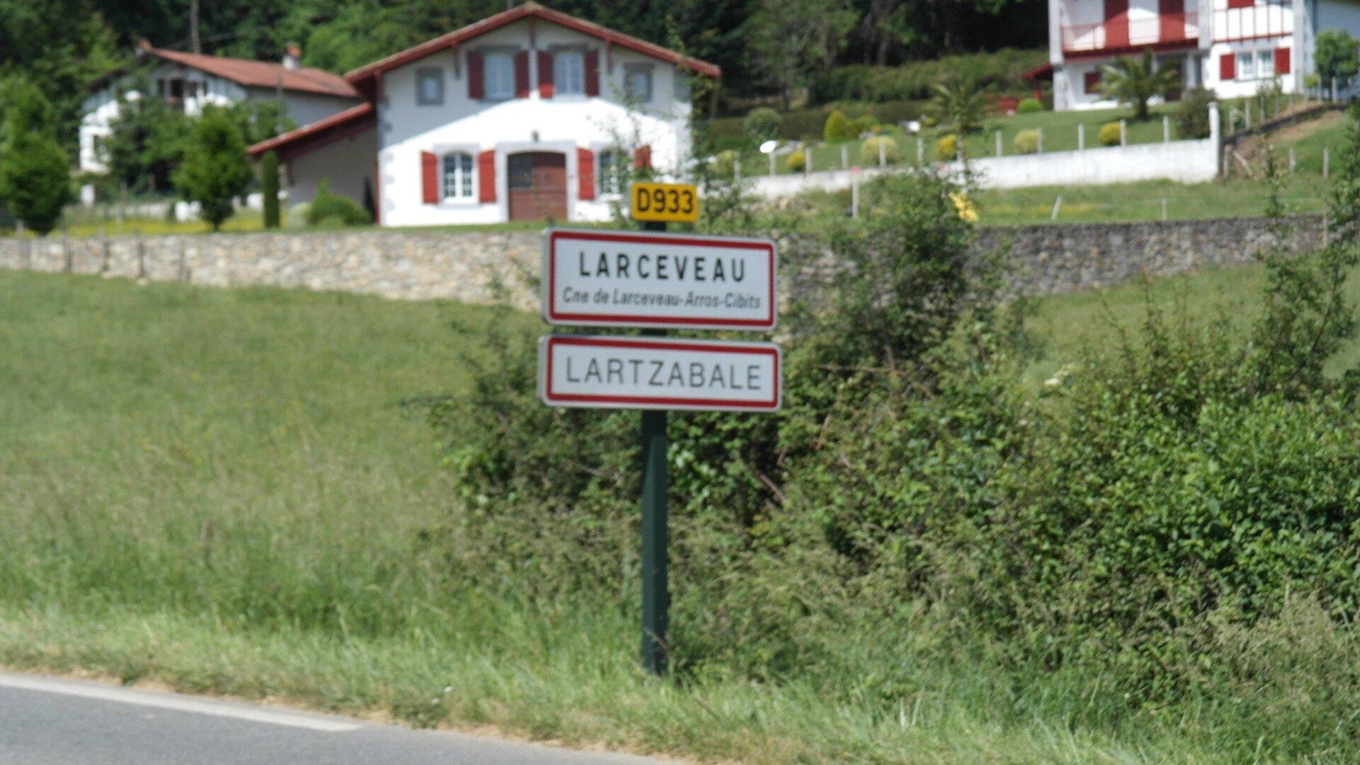 11 ème étape de Saint Palais à Larceveau