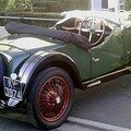 1933 - RILEY - Nine Gamecock (côté)