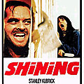 Shining (all work and no play makes jack a dull boy...)