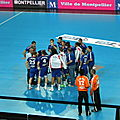 Handball : France / Argentine à Montpellier